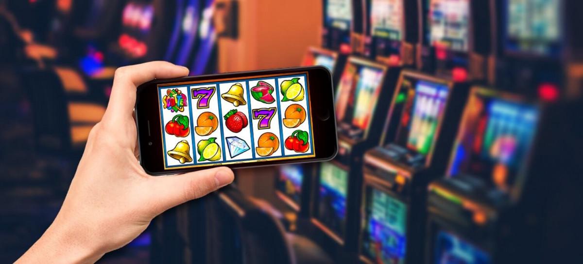 Slots - Online or Off Line
